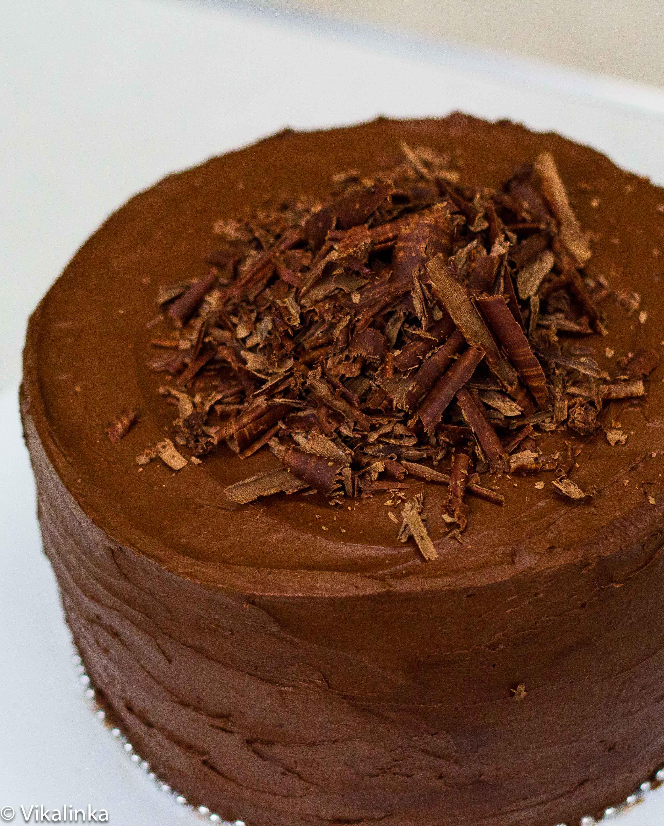Chocolate Stout Cake And An Early New Year Resolution - Vikalinka