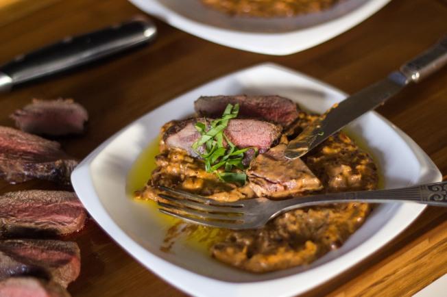 steak diane 2