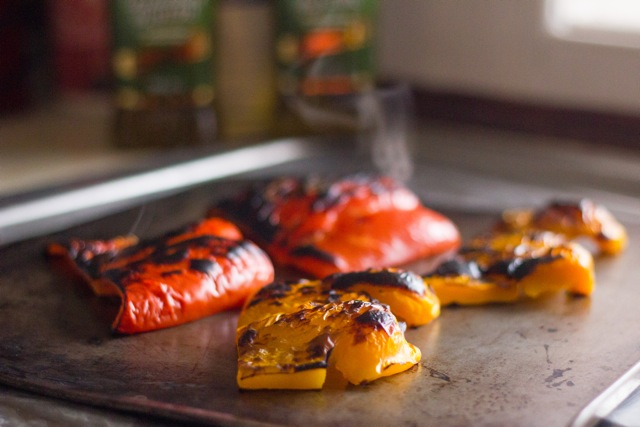 Eggplant galette