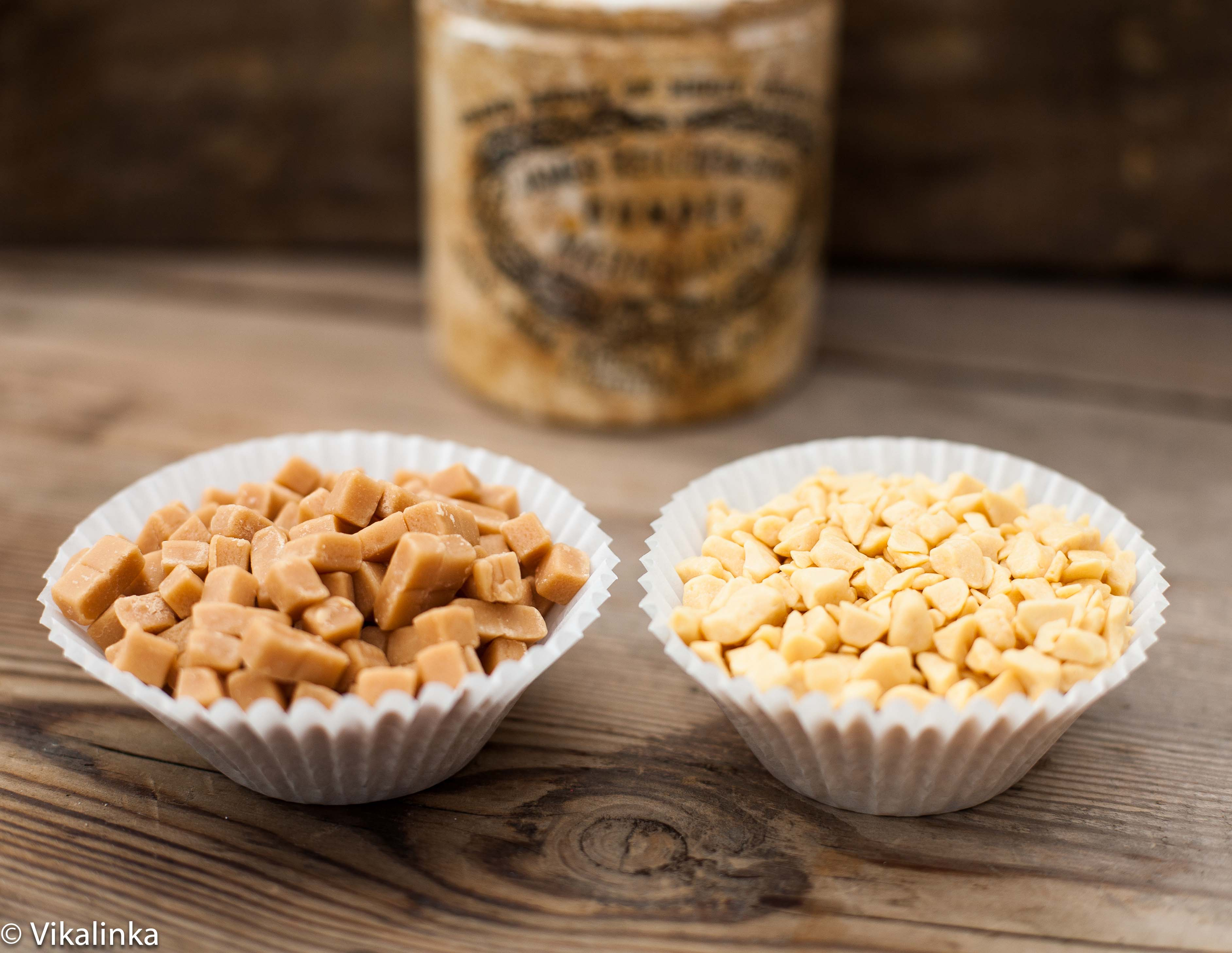 Cornish Toffee Honeycomb Pumpkin Muffins
