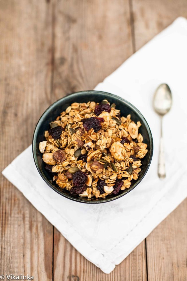 Black Forest Granola